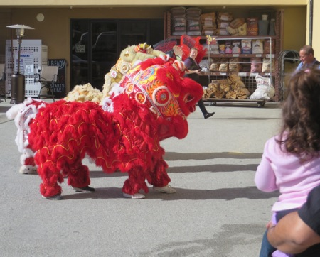 West Coast Lion Dance Troupe