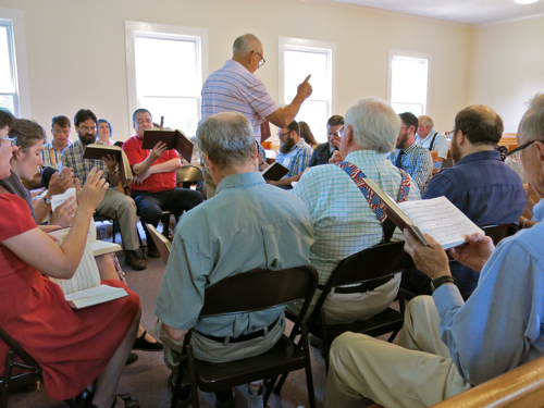 Union Musical Sacred Harp Singing Convention