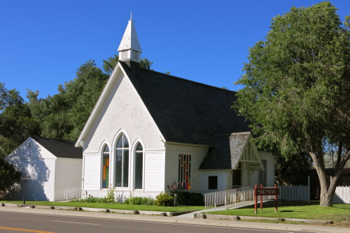 Wells, Nev., Community Presbyterian Church