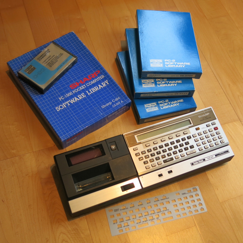 Sharp PC-1500 Pocket Computer