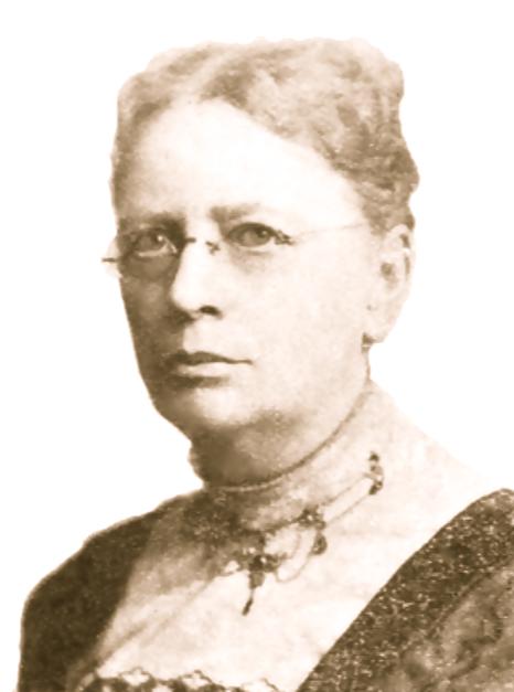 Celia Parker Woolley