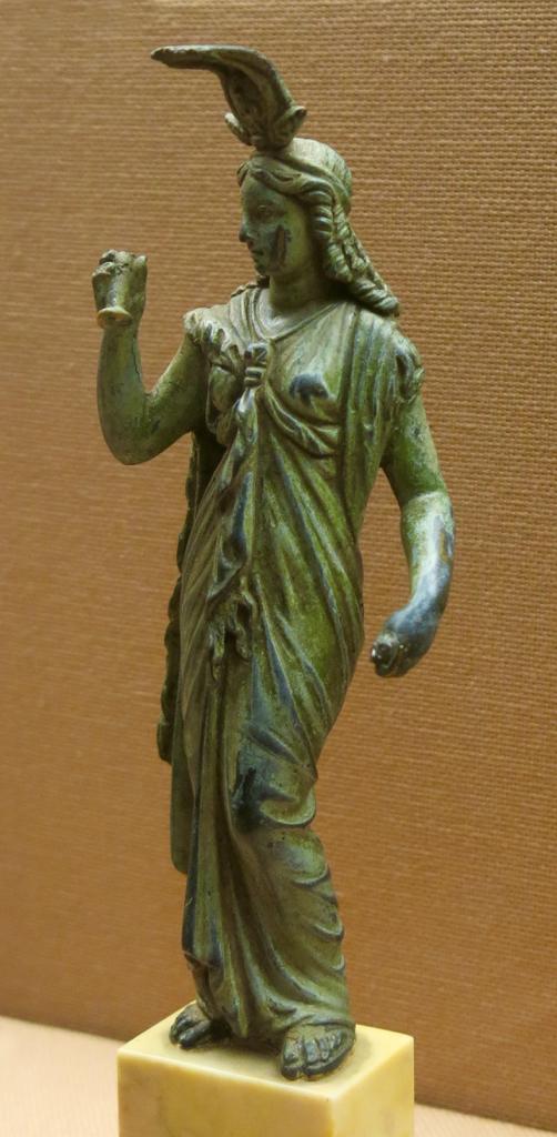 Isis, c. 100-200 BCE