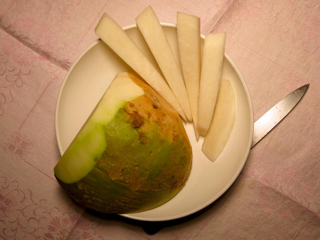 Macomber turnip